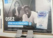 Au secours...Colbert, Griezmann, Elion, Zemmour, Finkielkraut...faites quelque chose...le mythe phallique noir est dans le métro à Paris