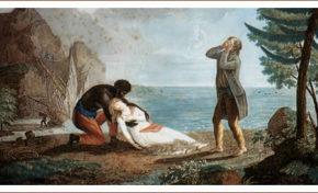 Lenaïk entre Adam et Eve et Paul et Virginie
