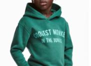 Pour H&M le singe le plus cool de la jungle est un enfant noir