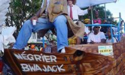 L'image du jour 12/02/18 - Carnaval- Bwajack Négrier