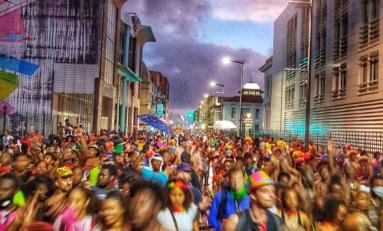 La plus belle photo du carnaval 2018 en Martinique