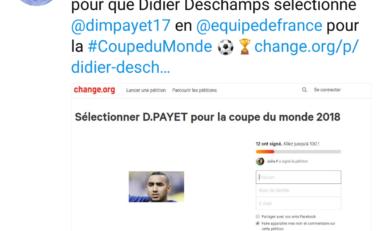 L'île de La Réunion se mobilise pour Dimitri Payet