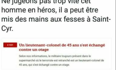 Le tweet qui fait mal à la France