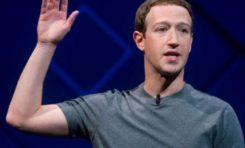 Mark Zuckerberg le patron de #Facebook est ...