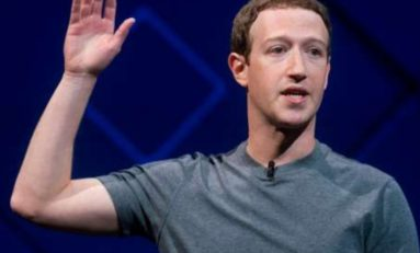 Mark Zuckerberg le patron de #Facebook est ...