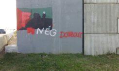 """En Martinique on dit """"Ferme Taggle"""" au FN"""