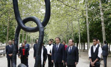 Commémoration de la Journée nationale des mémoires de l'esclavage et de son abolition : Le CON du 10 mai...
