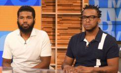 Les deux Noirs arrêtés au Starbucks négocient 200 000$ pour aider les jeunes entrepreneurs