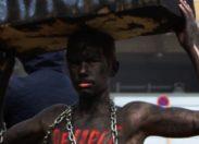 L'image du jour 05/05/18 - Macron - FRANCE- Black Face-