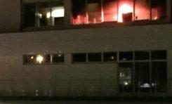 Un incendie a eu lieu dans les cuisines de l'hôtel Le Simon à Fort-de-France en Martinique