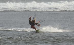 Images du jour 31/05/18 – Kite surf – Saint-Pierre – Île de La Réunion
