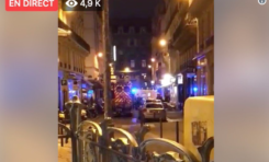 Attentat au couteau à Paris. 2 morts dont l'assaillant