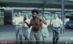 "Le clip choc de Donald Glover ""This is America""...👊🏽"