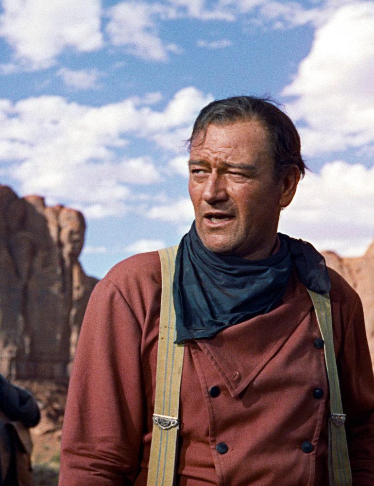 «je crois en la suprématie blanche…» – John Wayne