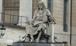 Les descendants de personnes mises en esclavage en Martinique, Guadeloupe...: Contre la présence de la statue de COLBERT devant l'Assemblée nationale en France