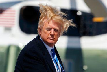 Trump : il est nul, il est un espion russe, mais ce n'est pas grave. Il n'est pas Noir.