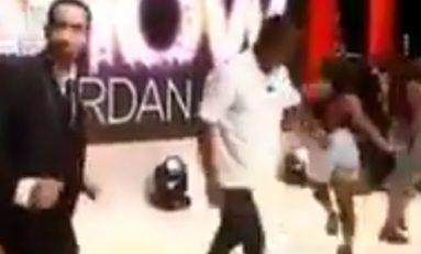 Et pendant ce temps là en Guadeloupe...Ary danse