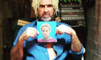 Eric Cantona...tue mes pâtes