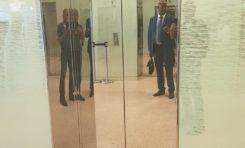 """Jean-Philippe Nilor : """"Oh Djee Zeus...oh non... pas lui près de mon ascenseur..."""""""