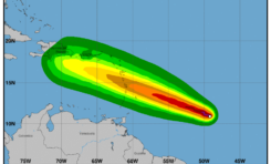 Beryl est-il un cyclone ?