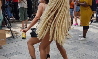 L'image du jour 01/07/18 - Carnaval - Paris