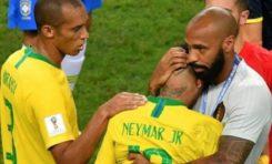 L'image du jour 07/07/18 - Neymar - Thierry Henry