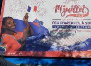 L'image du jour 14/07/18 - Fête Nationale- France - Île de La Réunion