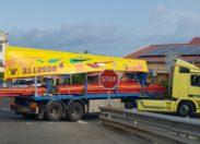 Côte Caraïbe des Yoles Rondes 2018 (alias TDY18) : les yoles arrivent à Schoelcher