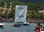 Tour de Martinique des yoles rondes 2018 : classement officiel de la 1ère étape  Schoelcher/ Prêcheur