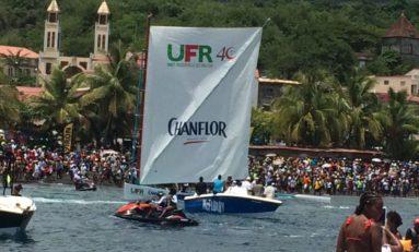 L'image du jour 30/07/18 - Martinique - Yoles - UFR/CHANFLOR