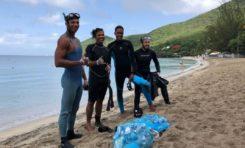 Mercury Beach en Martinique : bonne apnée 2018