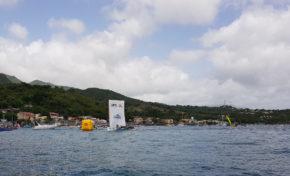 Tour de Martinique des Yoles-Rondes : UFR/Chanflor ? Et de 2 au Prêcheur