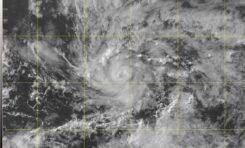 Beryl, la tempête tropicale qui arrive...