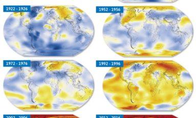 Bonne nouvelle du jour : la machine infernale du climat n'est presque plus maitrisable. #ChangezRien