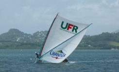 Tour de Martinique des yoles rondes 2018 : classement général officiel après la deuxième étape
