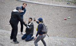 C'est à cette seconde précise que le pouvoir d'Emmanuel Macron vole en éclats.