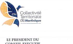 Qui a eu la peau du dernier membre du Cabinet du Président du Conseil Exécutif de la CTM ?