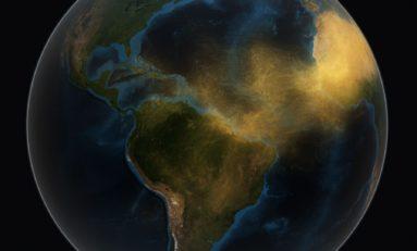 Atmosphère, atmosphère... Aux Antilles, la brume de sable is the New Normal (graphique)