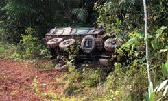 Décès d'un légionnaire du 3e Régiment étranger d'infanterie en Guyane