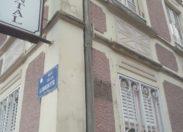 Martinique : qui a enlevé les plaques de la rue Blénac ?