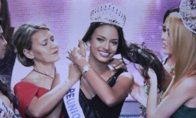 Morgane Soucramanien élue Miss Réunion 2018