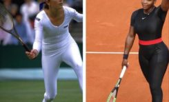 Sans commentaire mais comment taire ? - Serena Williams