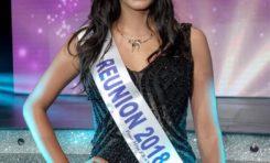 La photo officielle de Morgane #Soucramanien élue Miss Réunion 2018