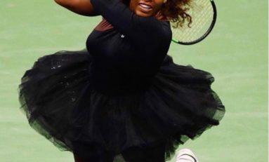 Serena ...tu tues en tutu