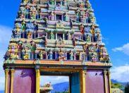 L'image du jour 17/09/18 - Temple tamoul de Bois rouge - Île de La Réunion