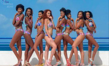 Miss Martinique 2018...vivement vendredi