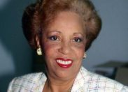 Lucette Michaux-Chevry reine de l'Haïti Compas à 90 ans