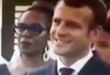 FDF offre entre pays et oignon sa luette lyrique à Emmanuel Macron en Martinique