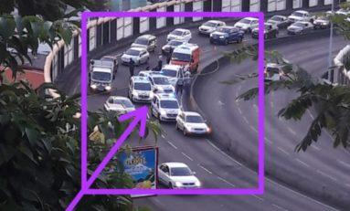Un automobiliste fait un malaise sur la rocade en Martinique