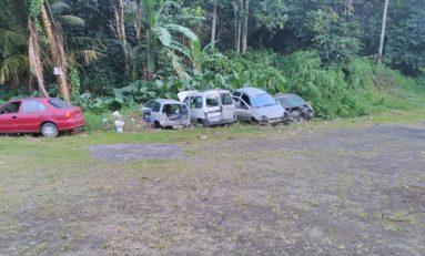 VHU challenge en Martinique - 29 octobre 2018 - Grand-Rivière